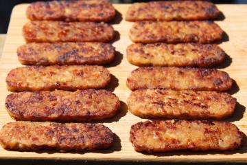 tempeh vegan bacon