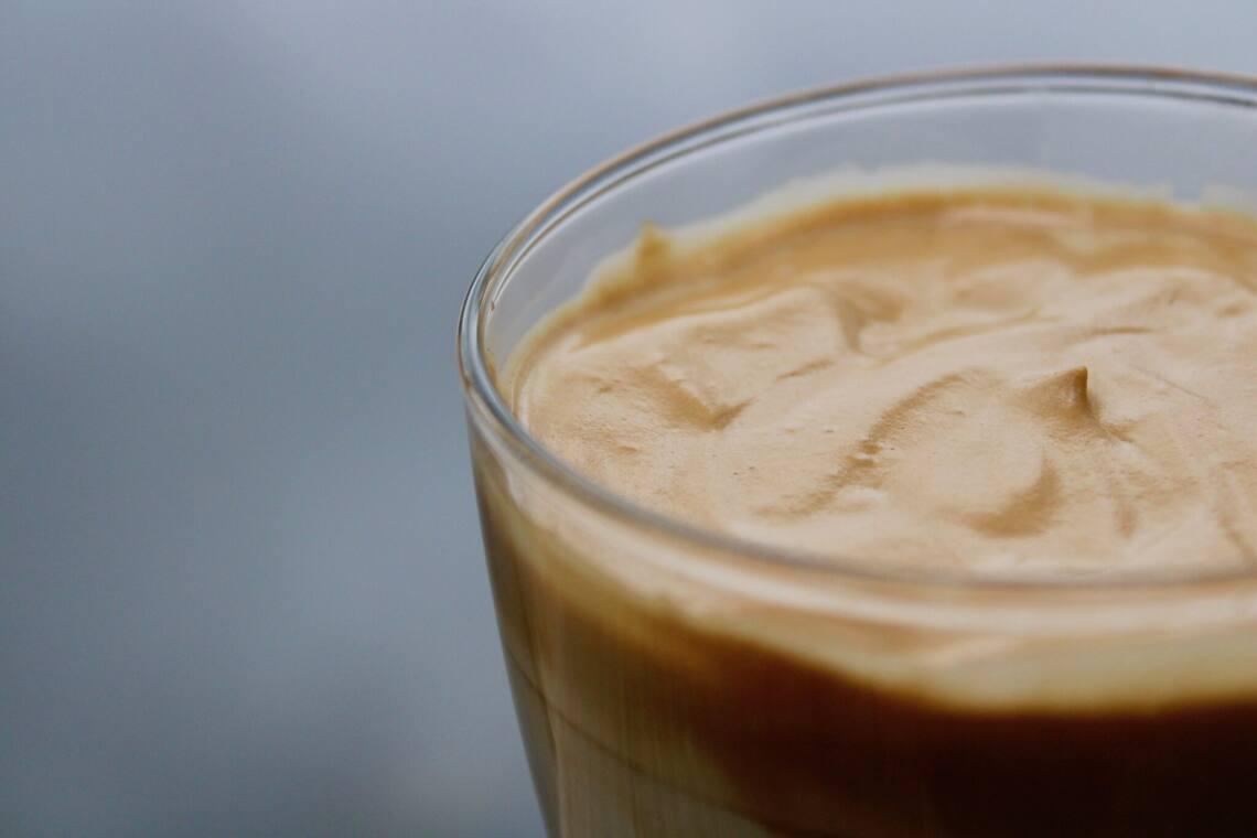 Vegan Whipped Coffee