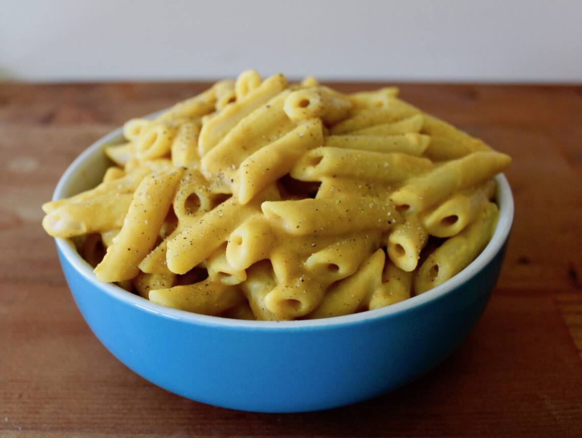 Easy Vegan Mac and Cheese