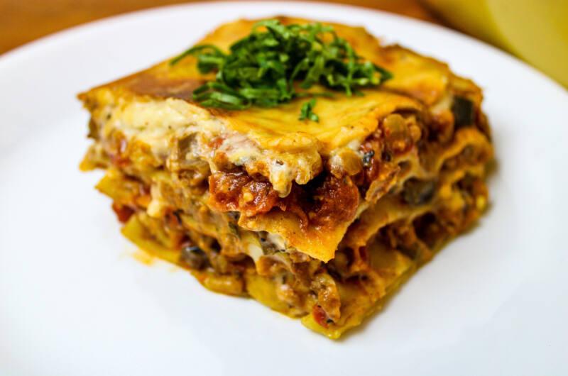 Ultimate Vegan Lasagna