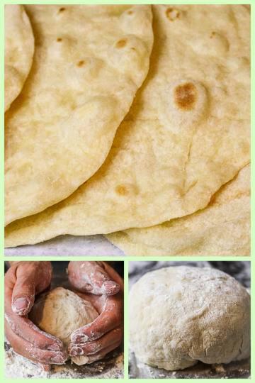 vegan tortillas