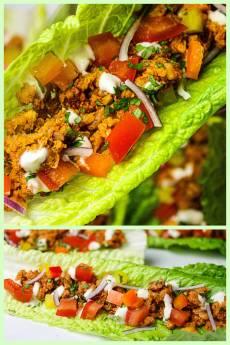 Vegan Tacos With Raw Walnut Meat