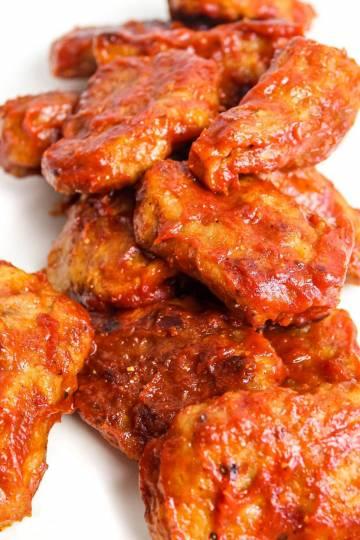 vegan chicken wings recipe