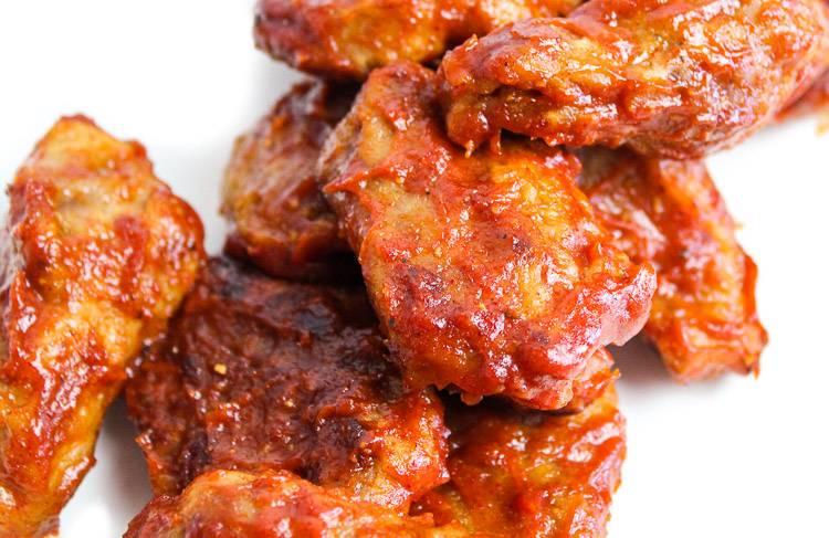 Vegan Chicken Wings